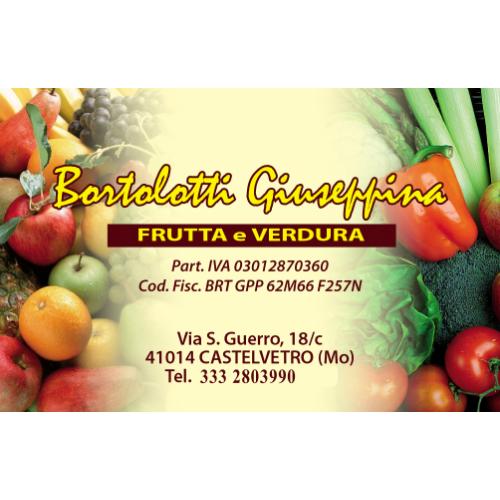Ortofrutta Bortolotti Giuseppina Logo