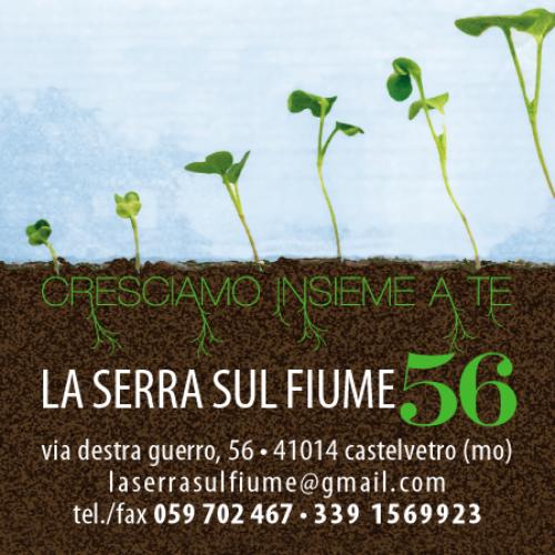 La Serra sul Fiume 56 Logo