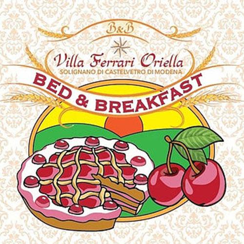B&B Villa Ferrari Oriella Logo