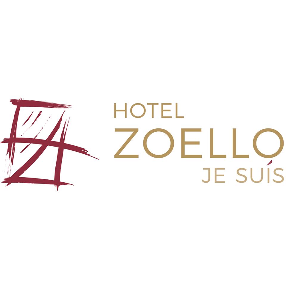 Hotel Zoello Je Suis Logo