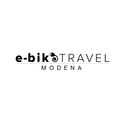 E-Bike Travel Logo